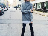 20 Interesting Layering Combinations That Won't Look Bulky11