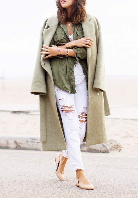Picture Of Interesting Layering Combinations That Won't Look Bulky 14