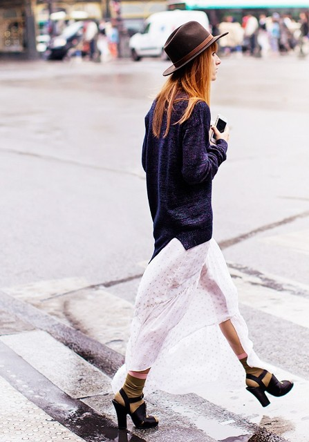 Cool Layering Combinations That Won't Look Bulky