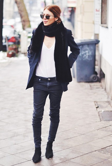Picture Of Interesting Layering Combinations That Won't Look Bulky 7