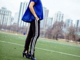 a cool sporty style outfit