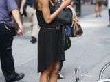 20 Trendy Flat Black Sandals For This Summer20