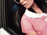 20 Trendy White Frame Sunglasses For This Summer2