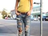 20 Ways To Wear Cuffed Jeans14