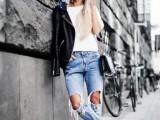 20 Ways To Wear Cuffed Jeans16