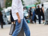 20 Ways To Wear Cuffed Jeans20