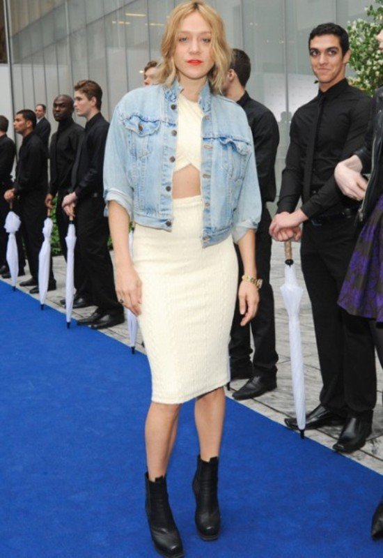 Picture Of cool and trendy ways of wearing a jean jacket  9