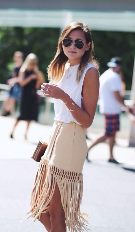 20 Cool Ways To Get Into Fringe Fever Stylishly