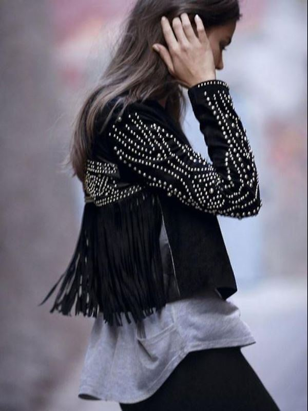 Picture Of cool ways to get into fringe fever stylishly  11