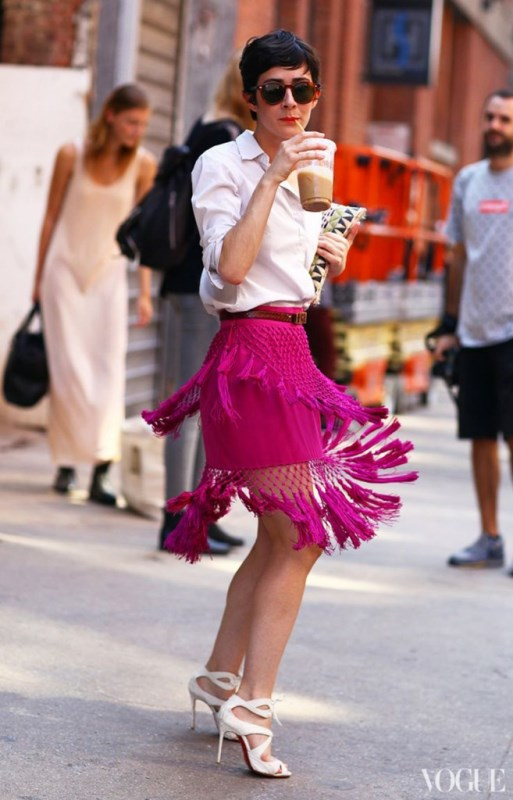 Picture Of cool ways to get into fringe fever stylishly  17