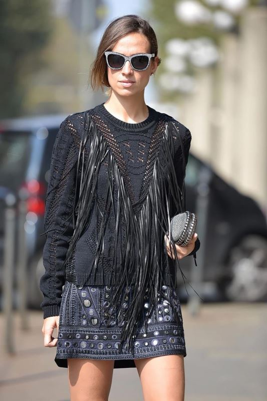 Picture Of cool ways to get into fringe fever stylishly  4