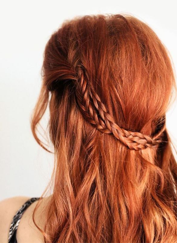 Picture Of effortlessly chic vacation hairstyles to recreate  17