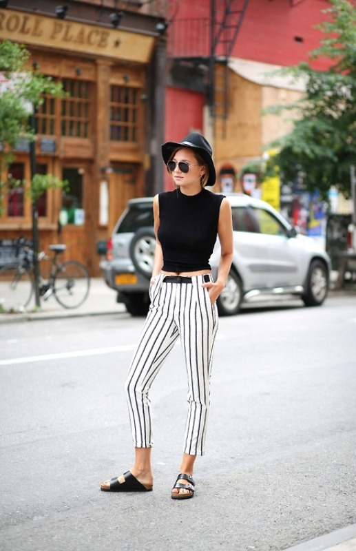 Picture Of fresh and cool ways to pull off stripes this summer  17