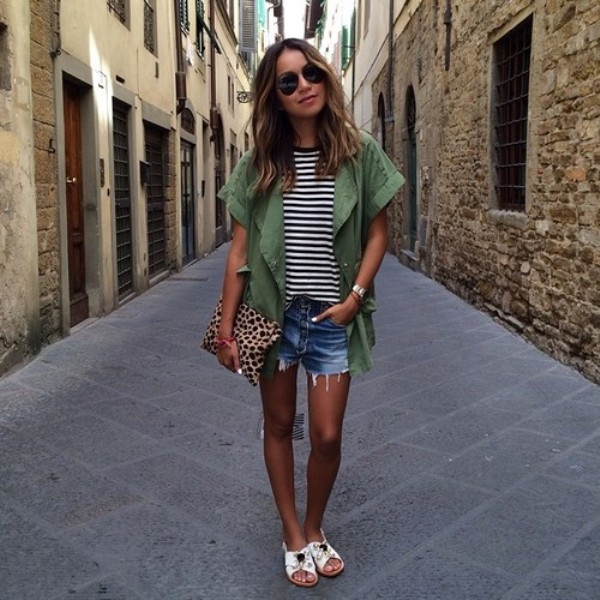 Picture Of fresh and cool ways to pull off stripes this summer  18
