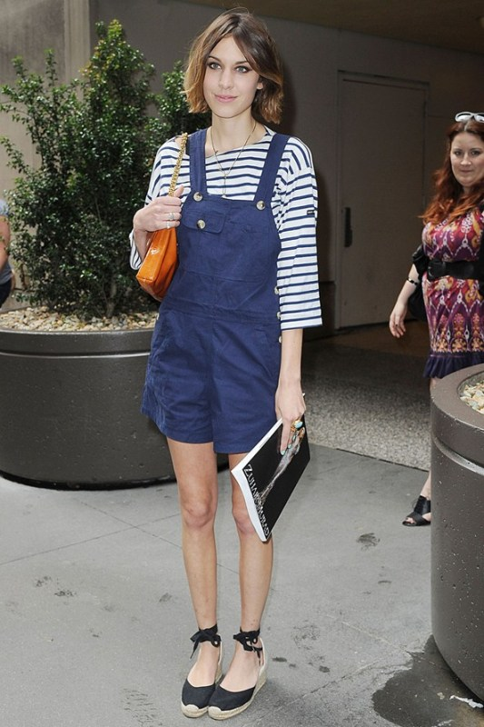 Picture Of fresh and cool ways to pull off stripes this summer  2