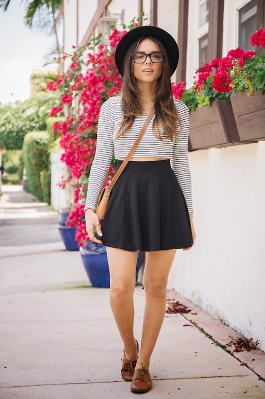 Picture Of fresh and cool ways to pull off stripes this summer  3