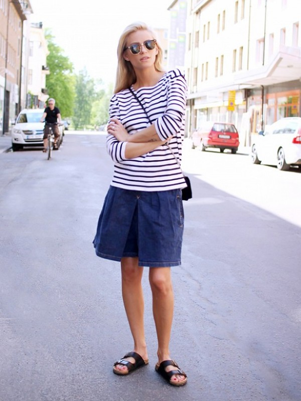 Picture Of fresh and cool ways to pull off stripes this summer  5