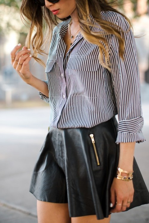 Fresh And Cool Ways To Pull Off Stripes This Summer