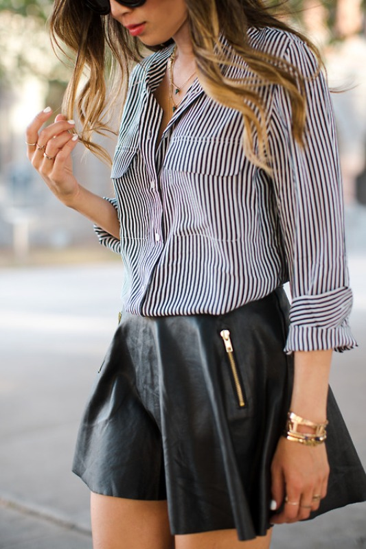 Picture Of fresh and cool ways to pull off stripes this summer  7