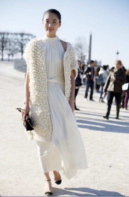 Stunning Ways To Rock White On White