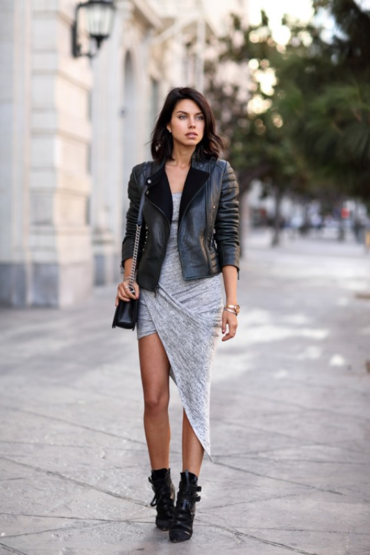 Picture Of stylish and fresh ways to wear a motorcycle jacket  11