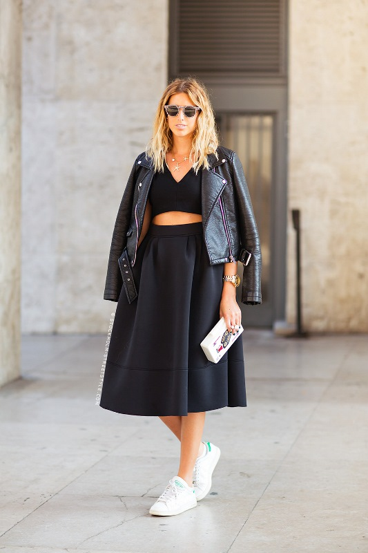 Picture Of stylish and fresh ways to wear a motorcycle jacket  5