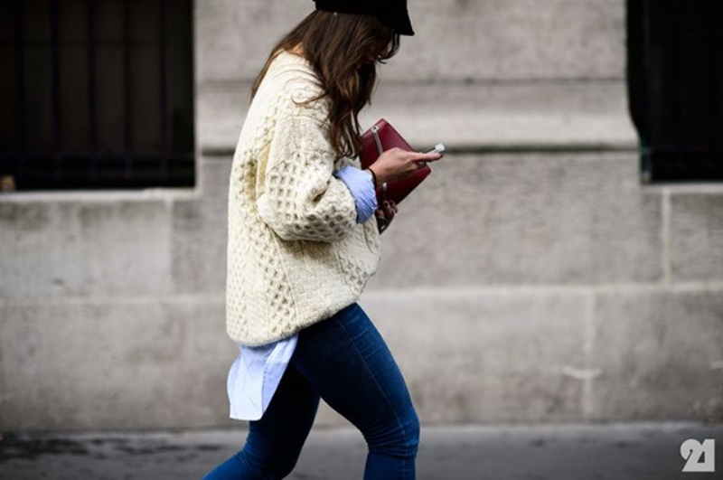Picture Of stylish cable knit sweaters to warm up this winter  20