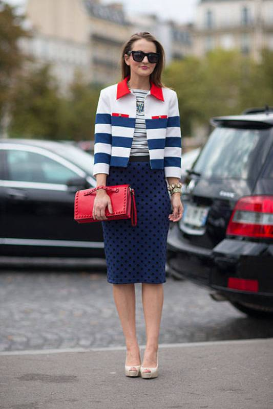 Picture Of stylish picks to inspire you to wear orange at work  15