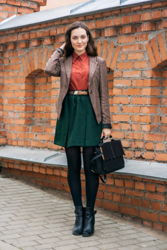 Picture Of stylish picks to inspire you to wear orange at work  19