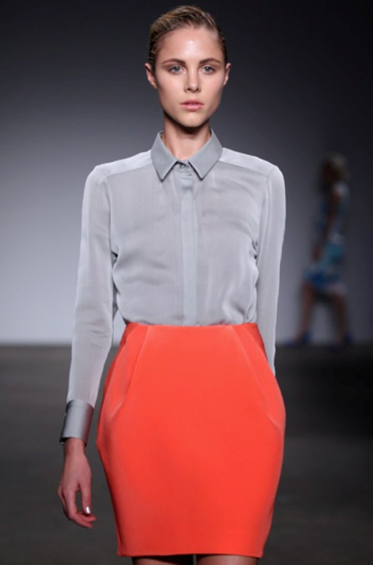 Picture Of stylish picks to inspire you to wear orange at work  5