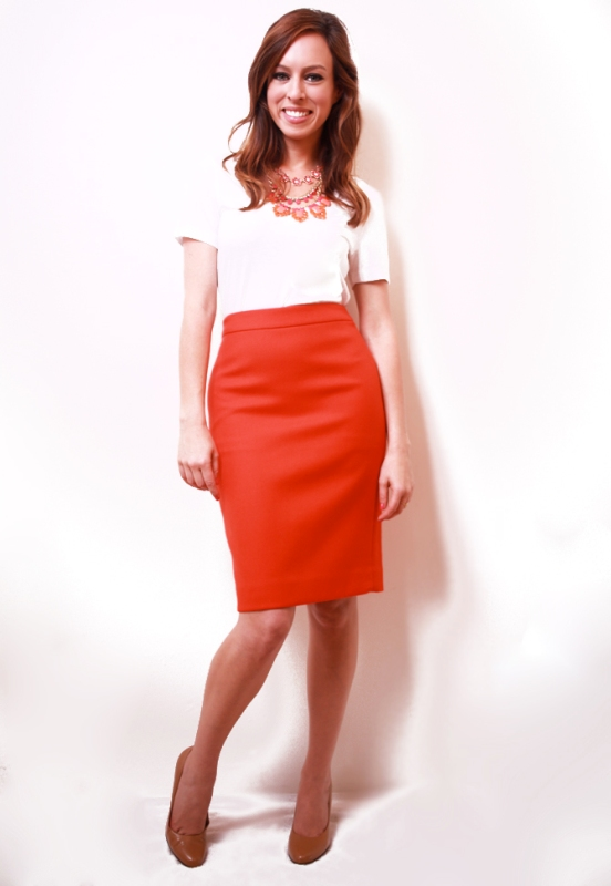 Picture Of stylish picks to inspire you to wear orange at work  6