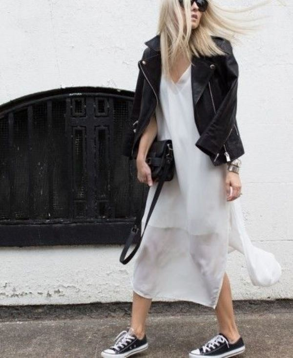 Picture Of stylish summer to fall looks to copy  12
