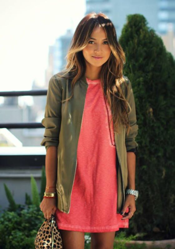 Picture Of stylish summer to fall looks to copy  18