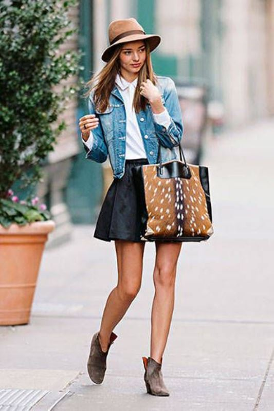 Picture Of stylish summer to fall looks to copy  2