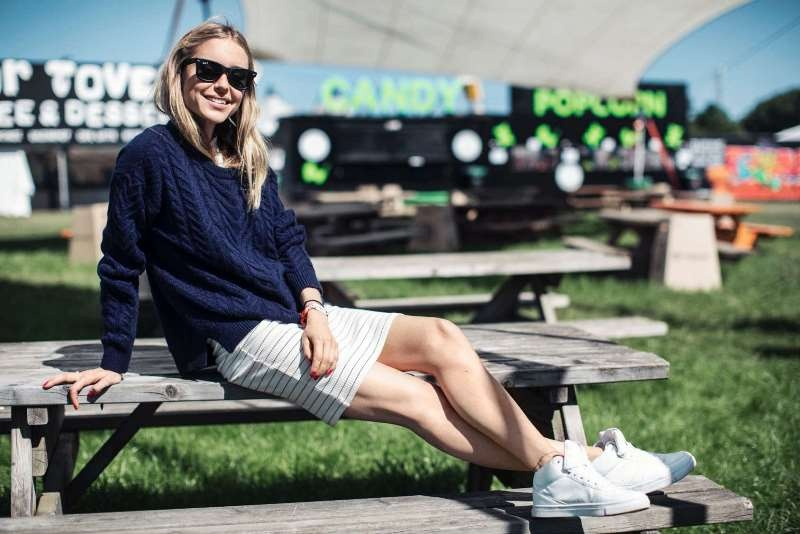 Picture Of stylish summer to fall looks to copy  20