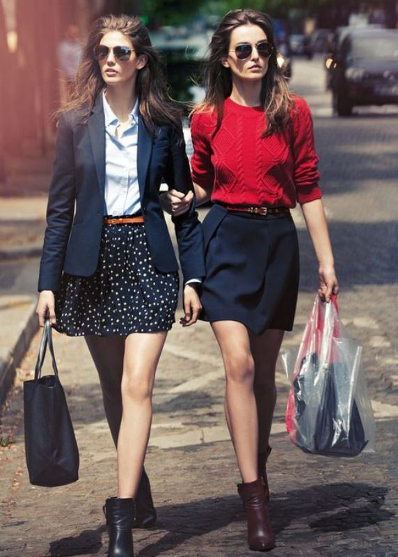Picture Of stylish summer to fall looks to copy  4