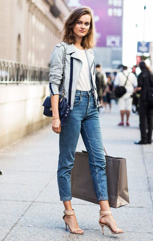 Picture Of stylish summer to fall looks to copy  5