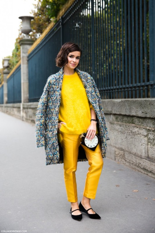 Picture Of stylish ways to turn up the brights this spring  1