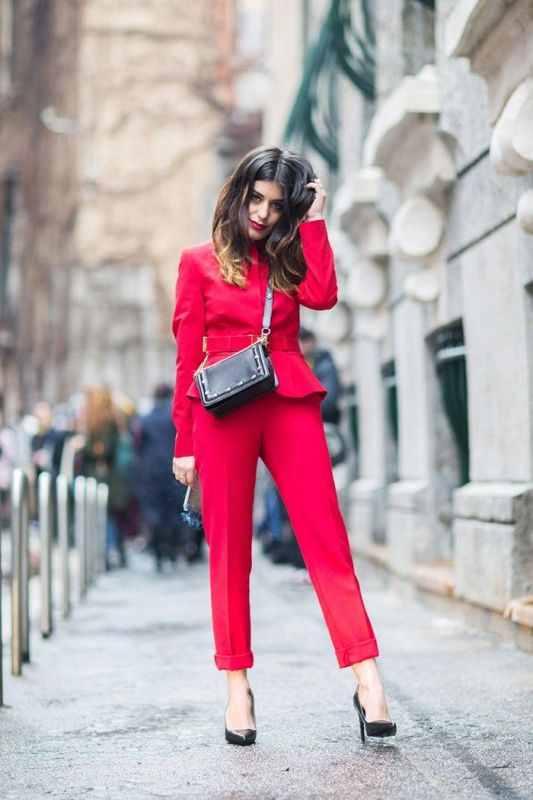 Picture Of stylish ways to turn up the brights this spring  10