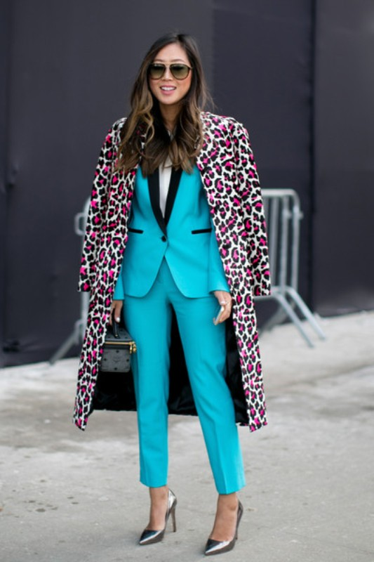 Picture Of stylish ways to turn up the brights this spring  11