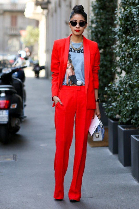 Picture Of stylish ways to turn up the brights this spring  17