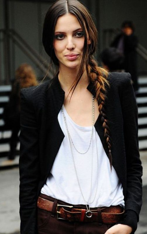 Picture Of trendiest side braid hairstyles to rock  8