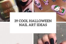 39 cool halloween nail art ideas cover