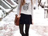 16 Awesome Velvet Skirt Ideas For Every Girl11