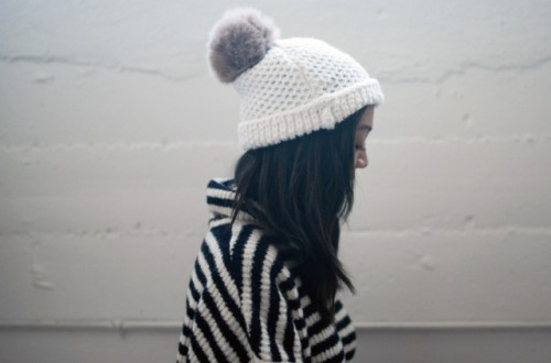 Cute And Cozy DIY Pom Pom Beanie