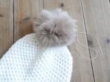 Cute And Cozy DIY Pom Pom Beanie4