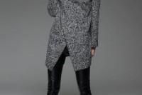 15 Wonderful Asymmetrical Zip Coats For Winter12