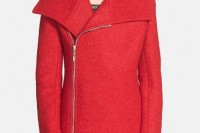 15 Wonderful Asymmetrical Zip Coats For Winter15