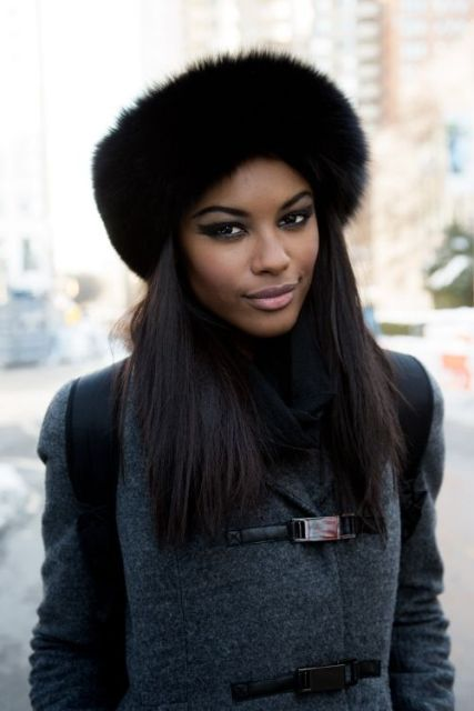 16 Fabulous Fur Hats For The Cold Winter Days