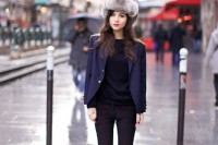 16 Fabulous Fur Hats For The Cold Winter Days13